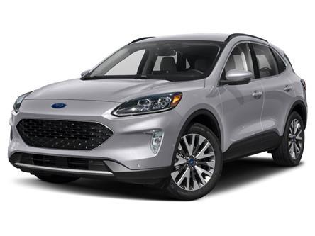2021 Ford Escape Titanium (Stk: O20597) in Port Alberni - Image 1 of 9