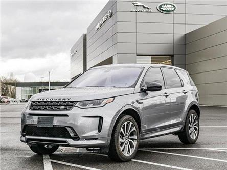 2020 Land Rover Discovery Sport R-Dynamic SE (Stk: 21076A) in Ottawa - Image 1 of 23