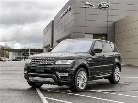 2017 Land Rover Range Rover Sport HSE DYNAMIC (Stk: 21101A) in Ottawa - Image 1 of 21