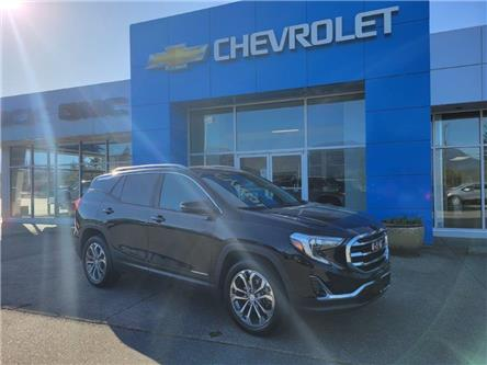 2018 GMC Terrain SLT (Stk: D21T132A) in Port Alberni - Image 1 of 28