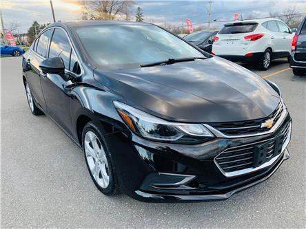 2018 Chevrolet Cruze Premier Auto (Stk: ) in Pickering - Image 1 of 14