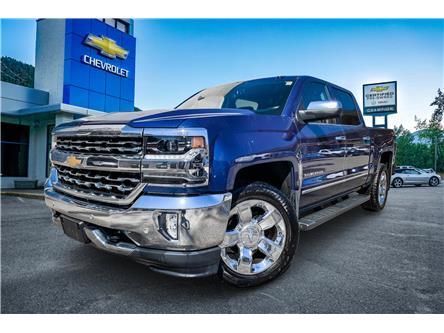 2016 Chevrolet Silverado 1500  (Stk: 21-21A) in Trail - Image 1 of 27