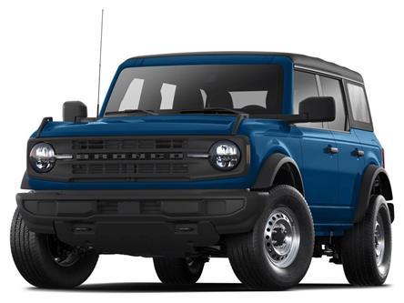 2021 Ford Bronco  (Stk: O20462) in Port Alberni - Image 1 of 3