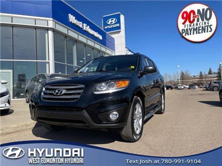 2012 Hyundai Santa Fe GL 3.5 Sport (Stk: 17775A) in Edmonton - Image 1 of 26