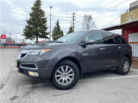 2010 Acura MDX Base (Stk: 142595) in SCARBOROUGH - Image 1 of 30