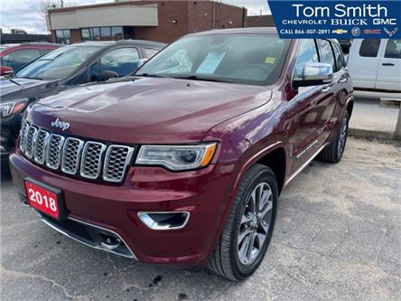 2018 Jeep Grand Cherokee Overland (Stk: 210433A) in Midland - Image 1 of 10