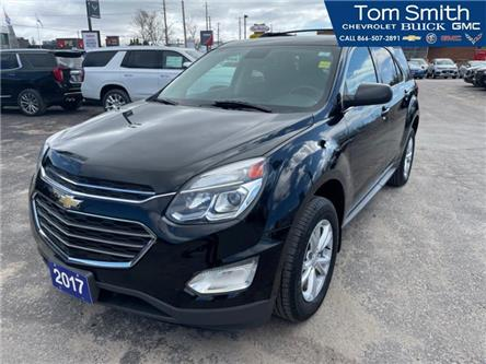 2017 Chevrolet Equinox 1LT (Stk: 210501A) in Midland - Image 1 of 8