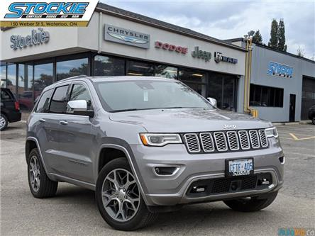 2020 Jeep Grand Cherokee Overland (Stk: 36232) in Waterloo - Image 1 of 26