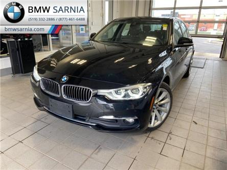 2017 BMW 320i xDrive (Stk: BU866) in Sarnia - Image 1 of 16