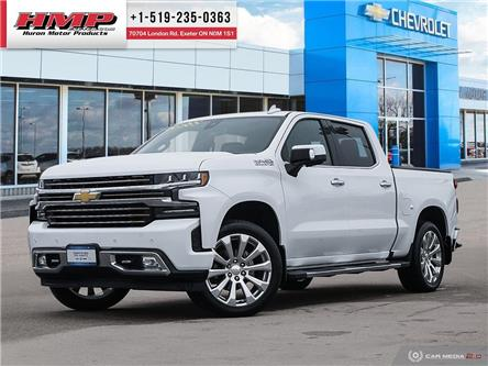 2019 Chevrolet Silverado 1500 High Country (Stk: 83931) in Exeter - Image 1 of 27