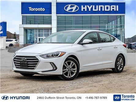 2017 Hyundai Elantra GL (Stk: U07106) in Toronto - Image 1 of 30