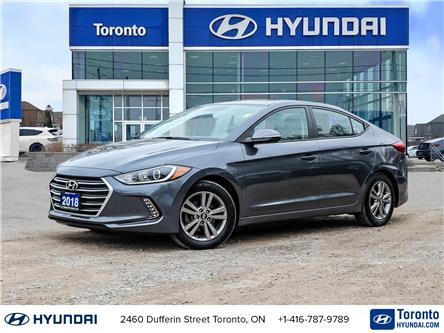 2018 Hyundai Elantra GL (Stk: U07122) in Toronto - Image 1 of 30