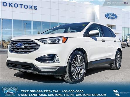 2019 Ford Edge Titanium (Stk: M-520A) in Okotoks - Image 1 of 26