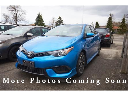 2017 Toyota Corolla iM Base (Stk: 58189) in Hamilton - Image 1 of 6