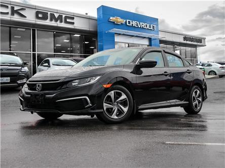 2019 Honda Civic LX (Stk: 21090A) in Ottawa - Image 1 of 26