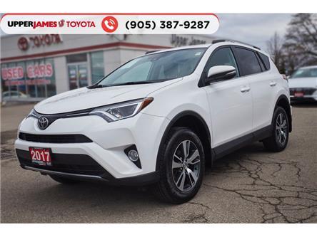 2017 Toyota RAV4 XLE (Stk: 63622) in Hamilton - Image 1 of 21