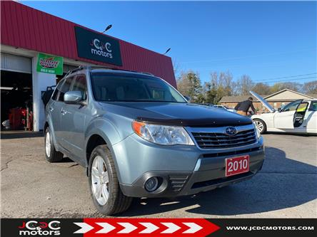 2010 Subaru Forester 2.5 X Limited Package (Stk: ) in Cobourg - Image 1 of 19