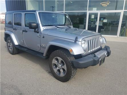 2018 Jeep Wrangler JK Unlimited Sahara (Stk: 5947 Ingersoll) in Ingersoll - Image 1 of 28