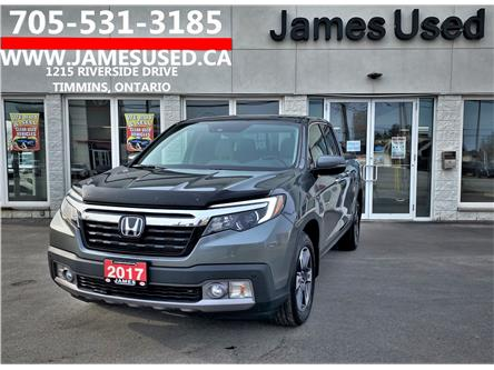 2017 Honda Ridgeline Touring (Stk: P02931) in Timmins - Image 1 of 14