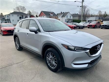 2017 Mazda CX-5 GS (Stk: 6563A) in Alma - Image 1 of 12