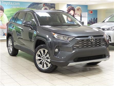 2021 Toyota RAV4 Limited (Stk: 210869) in Calgary - Image 1 of 21