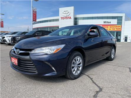 2016 Toyota Camry LE (Stk: 590016) in Milton - Image 1 of 11