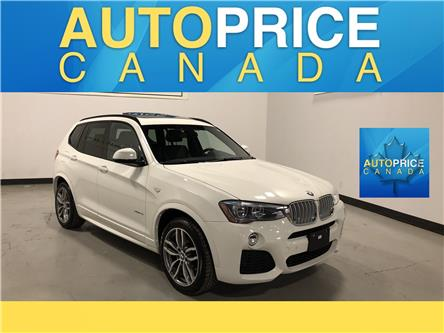 2016 BMW X3 xDrive28i (Stk: W3010) in Mississauga - Image 1 of 30