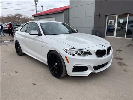 2016 BMW M235i xDrive (Stk: 14857) in Regina - Image 1 of 24