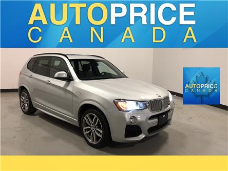 2016 BMW X3 xDrive35i (Stk: W3008) in Mississauga - Image 1 of 29