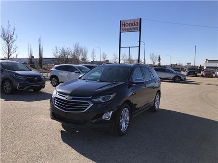 2018 Chevrolet Equinox Premier (Stk: H28-0187A) in Grande Prairie - Image 1 of 25