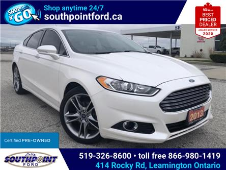 2013 Ford Fusion Titanium (Stk: S6949B) in Leamington - Image 1 of 26