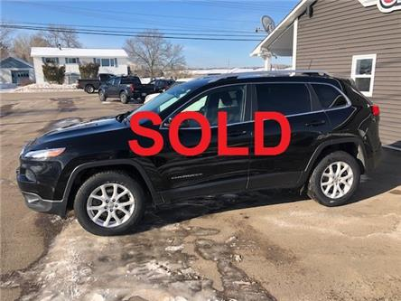 2017 Jeep Cherokee North (Stk: ) in Sussex - Image 1 of 26