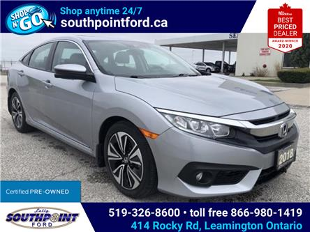 2018 Honda Civic EX-T (Stk: S10626R) in Leamington - Image 1 of 26