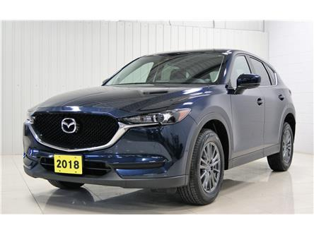 2018 Mazda CX-5 GS (Stk: MP0724) in Sault Ste. Marie - Image 1 of 15