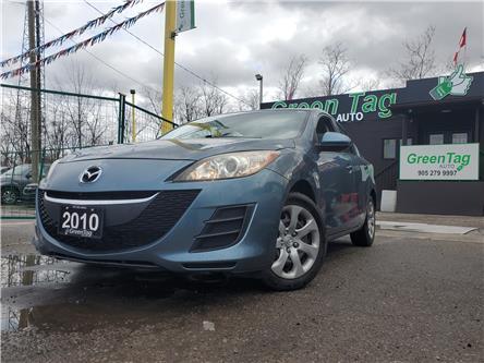 2010 Mazda Mazda3 GS (Stk: 5584) in Mississauga - Image 1 of 24