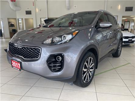2017 Kia Sportage  (Stk: 21186A) in Waterloo - Image 1 of 24