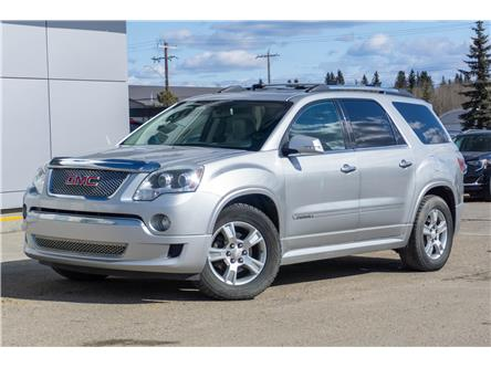 2012 GMC Acadia Denali (Stk: 21-108A) in Edson - Image 1 of 16