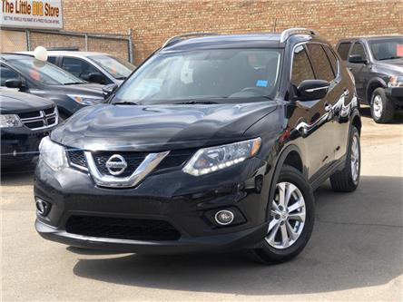 2015 Nissan Rogue SV (Stk: BP1231) in Saskatoon - Image 1 of 18