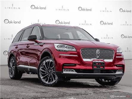 2020 Lincoln Aviator Reserve (Stk: 0A039) in Oakville - Image 1 of 27