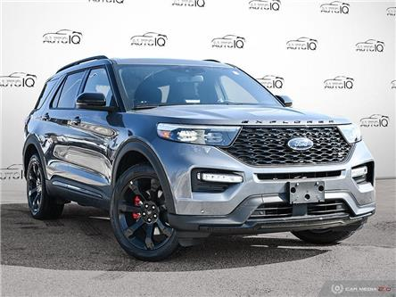 2021 Ford Explorer ST (Stk: 1T145) in Oakville - Image 1 of 29