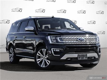 2020 Ford Expedition Max Platinum (Stk: 1N002A) in Oakville - Image 1 of 27