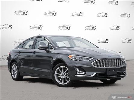 2019 Ford Fusion Energi Titanium (Stk: P5947) in Oakville - Image 1 of 25