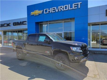 2021 Chevrolet Colorado Z71 (Stk: 21T119) in Port Alberni - Image 1 of 30