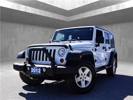 2012 Jeep Wrangler Unlimited Sport (Stk: 9740A) in Penticton - Image 1 of 18