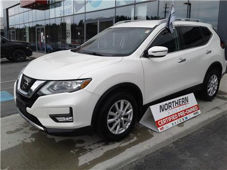 2017 Nissan Rogue SV (Stk: 11684A) in Sudbury - Image 1 of 11