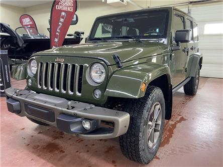 2016 Jeep Wrangler Unlimited Sahara (Stk: U21-26B) in Nipawin - Image 1 of 16