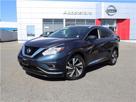 2017 Nissan Murano Platinum (Stk: A20142A) in Abbotsford - Image 1 of 30
