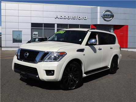 2020 Nissan Armada Platinum (Stk: A20338) in Abbotsford - Image 1 of 30