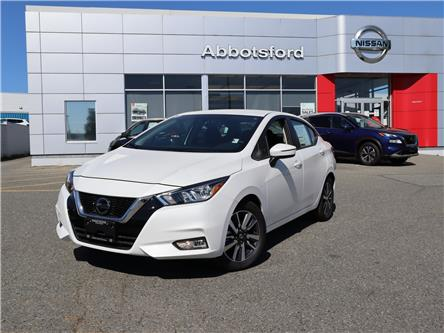 2021 Nissan Versa SV (Stk: A21128) in Abbotsford - Image 1 of 28