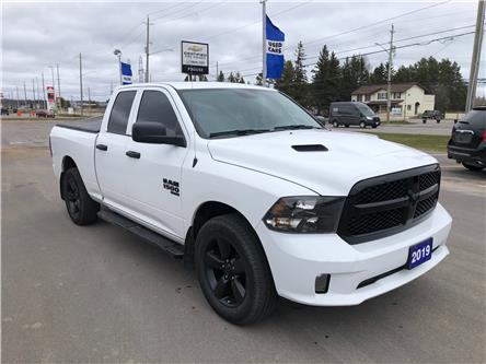 2019 RAM 1500 Classic ST (Stk: 7642-21A) in Sault Ste. Marie - Image 1 of 12